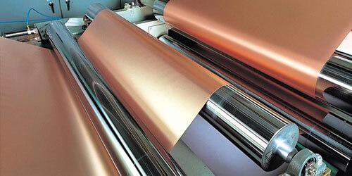 Copper Foil Production