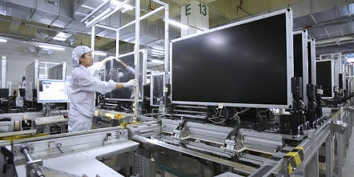LCD Production