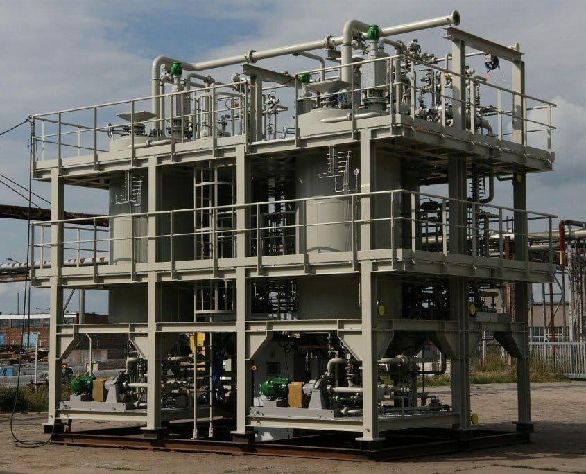 FUNDABAC® Filters - Amine filtration
