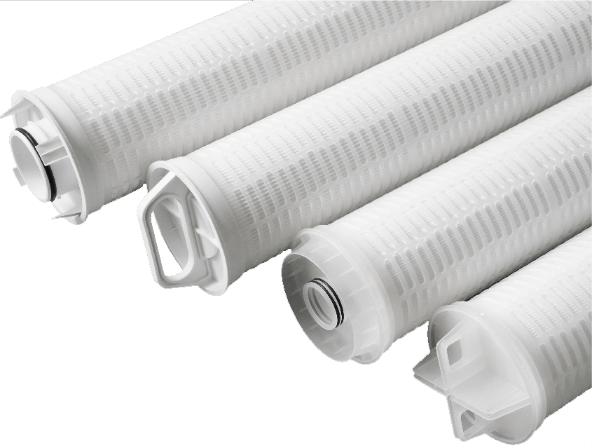 High Flow Replaceable Candle Filter Cartridges
