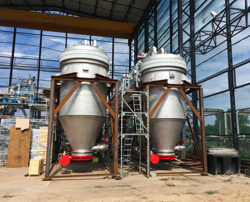 DrM Filtration Systems for different industries