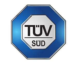 TÜV Certificate DrM