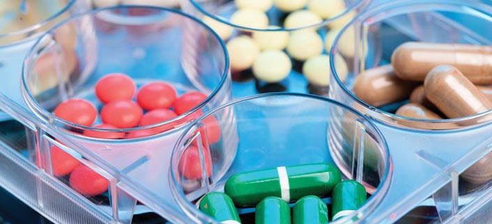 PHARMA & NUTRACEUTICALS