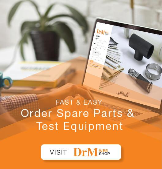 DrM Webshop