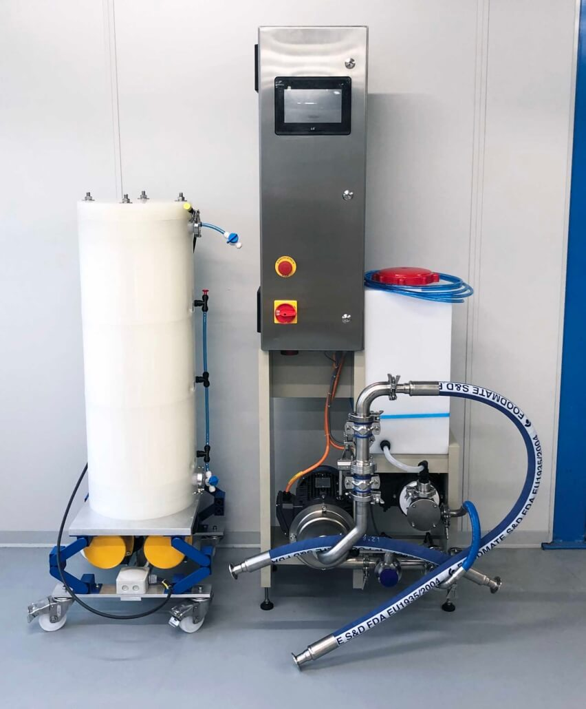 FUNDAWAVE Crossflow Filter