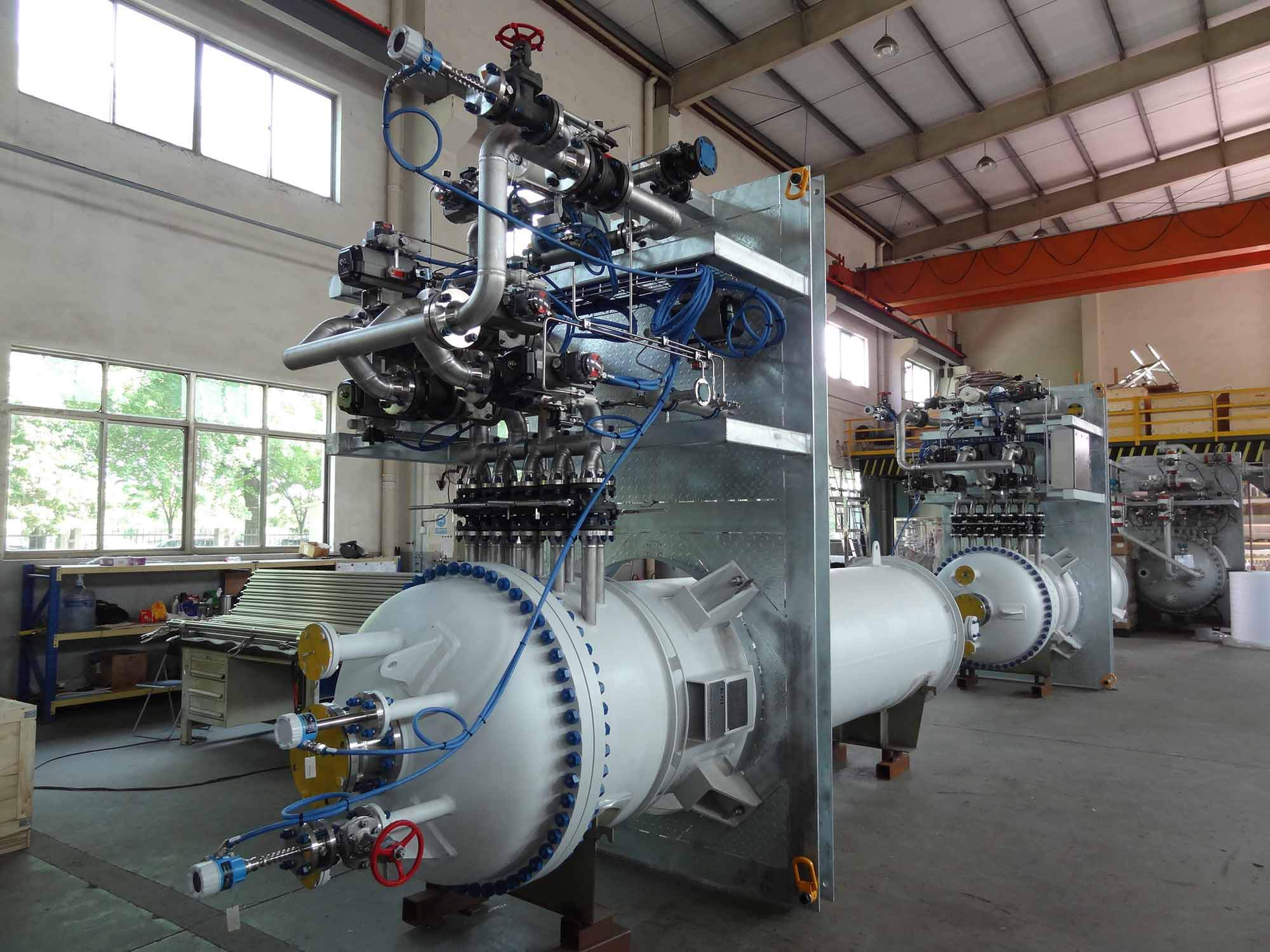 CONTIBAC® Filters for continuous catalyst recovery