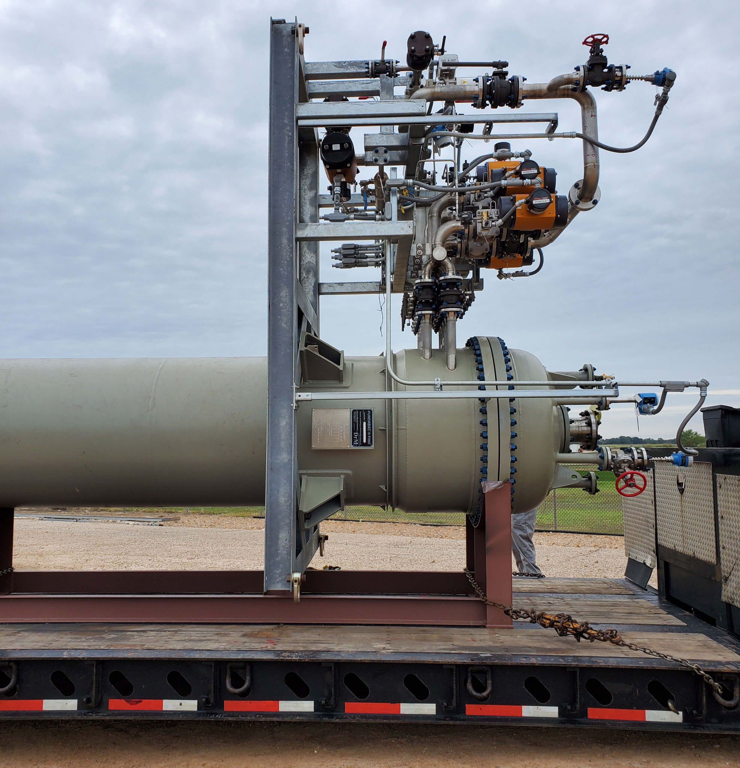 CONTIBAC® Filter for continuous catalyst recovery